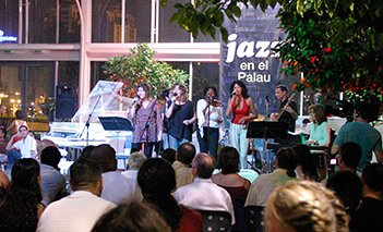 Jam Sessions Festival Jazz Valencia