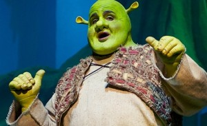 Shrek Musical Olympia