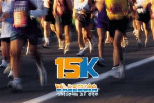 Inscripcion 15K Valencia Abierta Mar