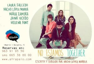 No Estamos Together Espacio Inestable