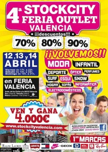 Stockcity Feria Outlet Valencia