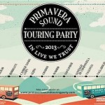 Primavera Sound Touring Party Rambleta